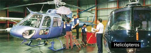 Helicopters Maintenance
